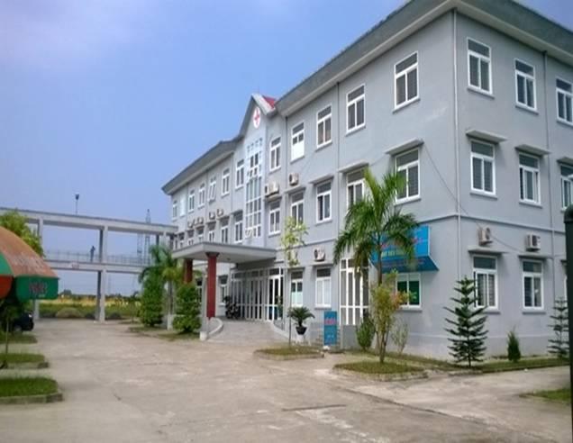 Bệnh viện đa khoa Quốc Oai