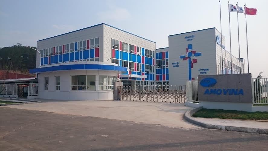 Nhà máy AMO   Vĩnh Phúc